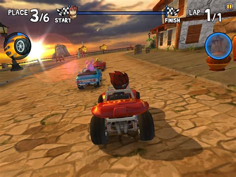 Beach Buggy Racing für Android - Download