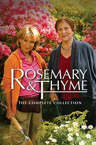 Pam Ferris and Felicity Kendal in Rosemary & Thyme (2003