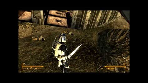 Fallout New Vegas: Star Wars- Clone UltimaNV - YouTube
