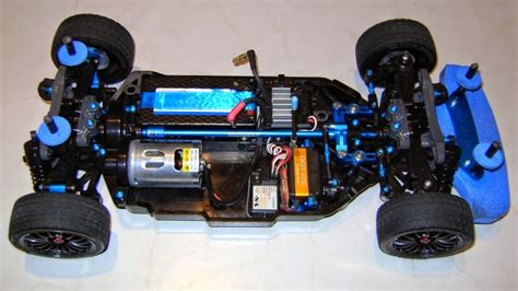 Tamiya TT02 guide, Mods, tuning and tips for club racing