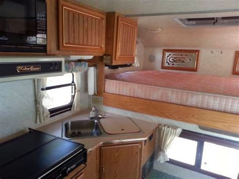 Used RVs Pickup Camper Shadow Cruiser For Sale by Owner