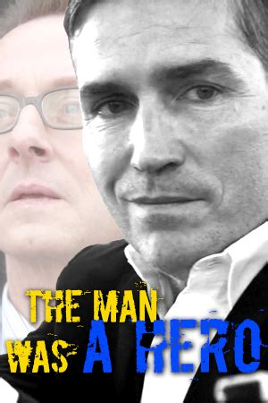 [Fanfiction] Person of Interest - The Man Was a Hero