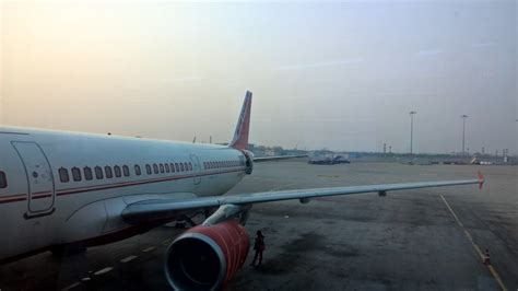 Airline Review: Air India (domestic Economy) – travelux