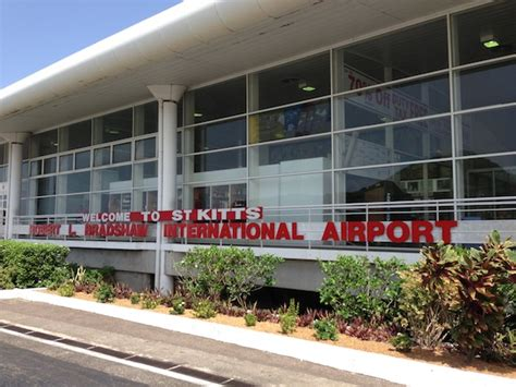 St Kitts Airport Readying Expansion of Arrivals Terminal