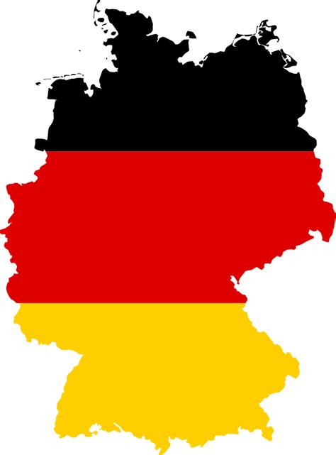 File:Flag map of Germany
