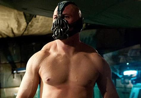 Tom Hardy Reveals How Bulking Up For Bane Damaged His Body