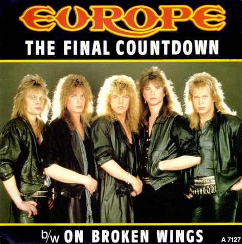 Review Of: Europe – The Final Countdown   AudiophileParadise