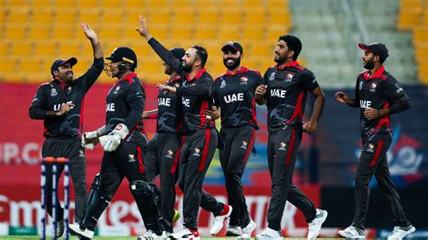 CWC League 2: UAE fight back after strong Scotland start