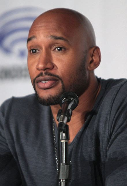 Henry Simmons | Agents of S
