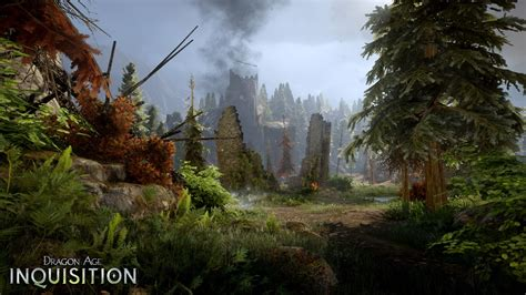 New Dragon Age: Inquisition Screenshots Show Awesome