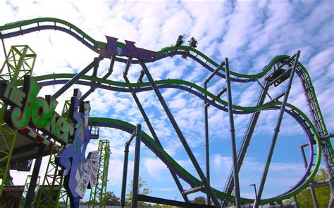 The 38 Fastest, Scariest and Best Theme Park Rides Opening