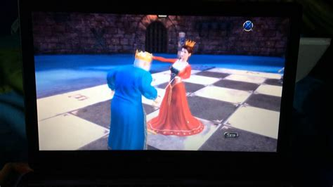 Battle Chess King stabs Queen - YouTube