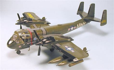 Roden 1/48 OV-1 Mohawk by Tom Cleaver