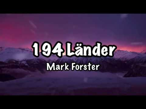 Top-Titel – Mark Forster - Free Music Download