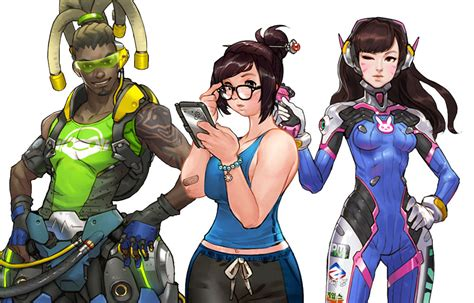Overwatch Concept Art & Characters - Page 5