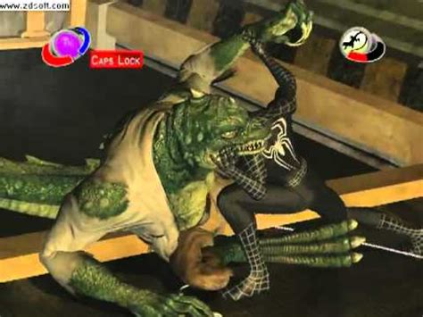 Spiderman 3 The Game: Lizard: Dr