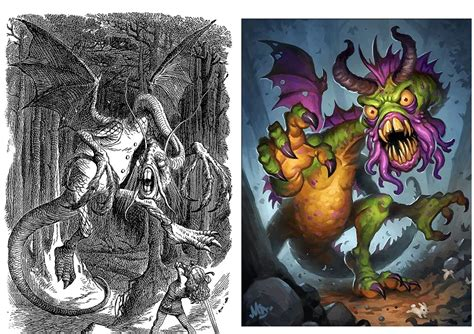Shudderwock doesn't just reference Jabberwock in its name