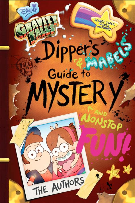 Dipper's and Mabel's Guide to Mystery and Nonstop Fun