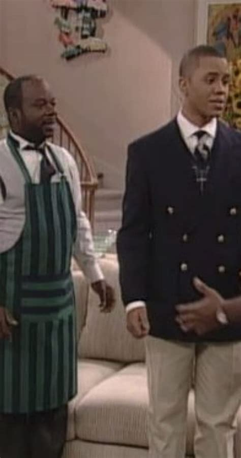 """""""The Fresh Prince of Bel-Air"""" The Butler's Son Did It (TV"""