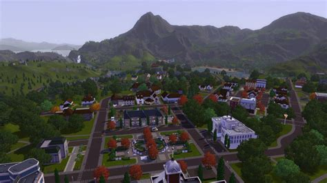 The Sims 3 Best Custom Worlds – The Sims 3 World
