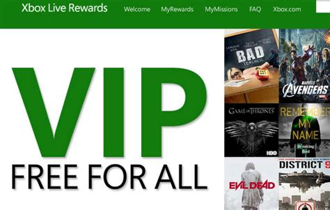 Xbox Live Rewards moves beyond free points, gives away