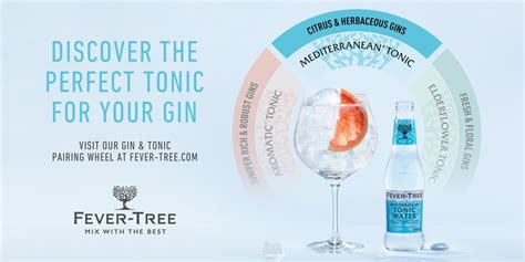 Fever-Tree helps UK drinkers perfectly pair their G&Ts