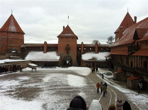 Trakai Castle - A Medieval Stronghold in Lithuania