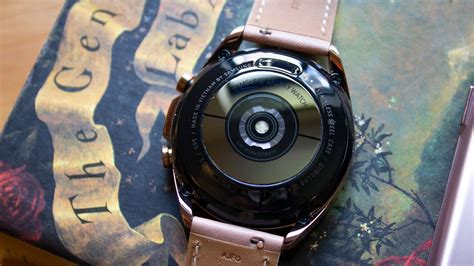 The Samsung Galaxy Watch 3 Is the Android Smartwatch I've