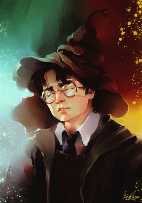 Harry Potter is Sorted into Gryffindor – The Harry Potter