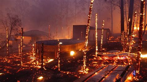 Wildfires, disease and food loss predicted for world's