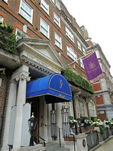Afternoon Tea at The Goring - Around the World in 80 Pairs