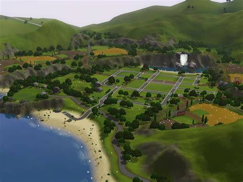 My Sims 3 Blog: Storybrook County Lite by My Sim Realty