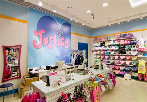 Justice store lighting project