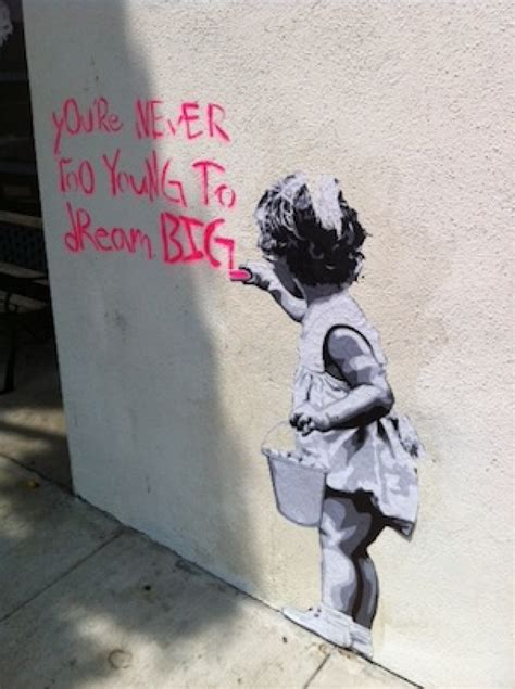 Guess What? Not All Street Art is Banksy: LAist
