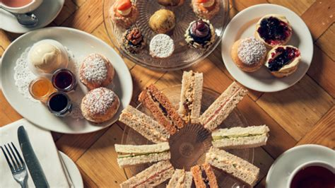 Book the Best Places for Afternoon Tea in Scotland