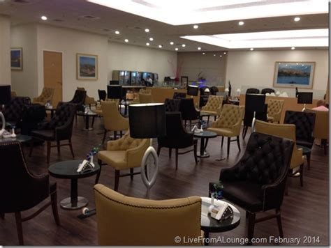 Clipper Lounge, Mumbai Terminal 2 - Live from a Lounge