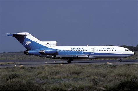 Ariana Afghan Airlines Flight 701 - Wikipedia
