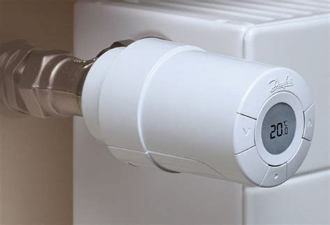Danfoss Living Connect LC-13 Electronic Thermostatic