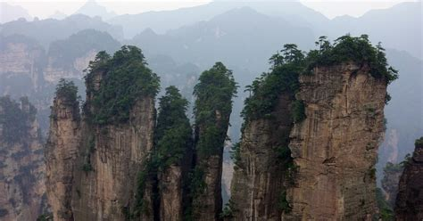 2-Day Tour to Zhangjiajie National Forest Park
