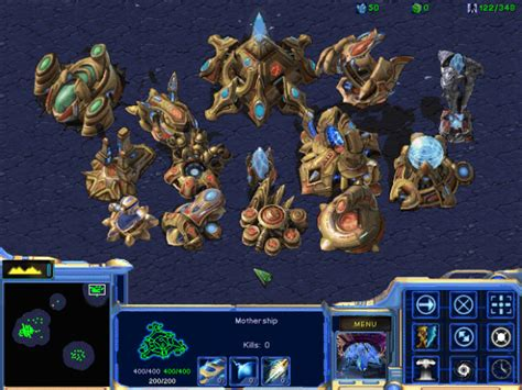 Protoss Buildings improved I need some team color image