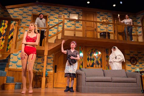 Noises Off - Play Tickets at San Francisco Playhouse