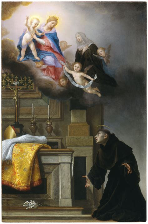 The Vision of Saint Louis of Toulouse | New Orleans Museum