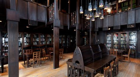 Why Mackintosh's Glasgow School of Art should be left to