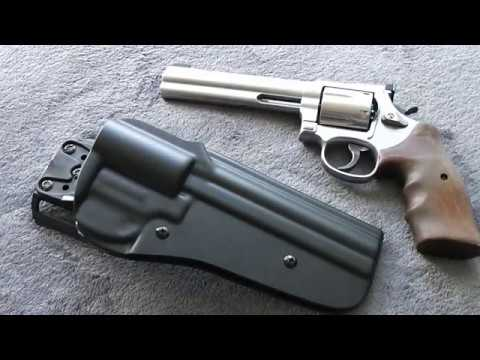 Smith & Wesson 686 Security Special Kal