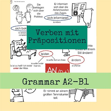 Most Common German Verbs with Prepositions Course