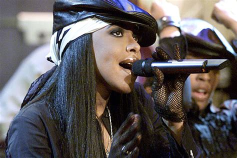 25 Facts You Probably Didn't Know About Aaliyah
