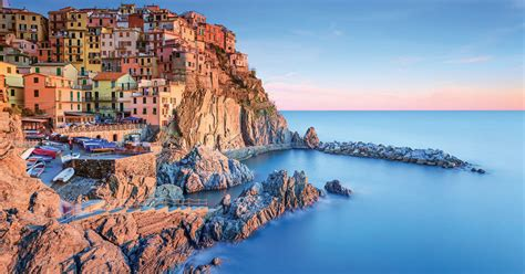 Cinque Terre and Porto Venere Tour from Florence