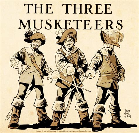 Alexandre Dumas: The Three Musketeers – FrostClick