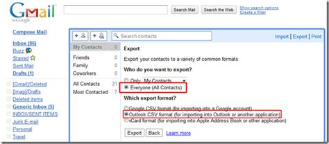 Import Google GMail & Microsoft Hotmail Contacts In