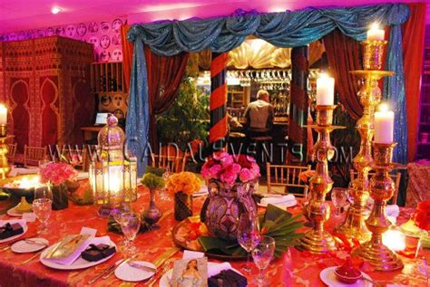 Moroccan Theme Centerpieces Ideas for Social, Private or